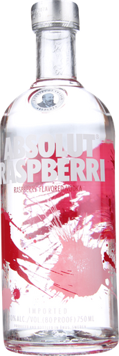 Vodka Absolut Rapsberry