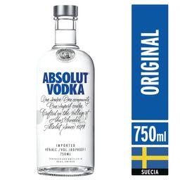 Absolut Vodka Original 40° Pisquera Ccu