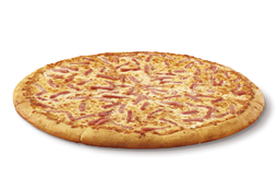 Pizza Super Cheese Jamón