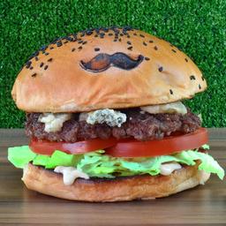 Blue Queso Burger