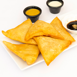 Empanaditas de Camarón Queso (5 Unid)