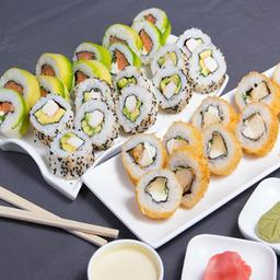 Promoción Sushi a Elección 2
