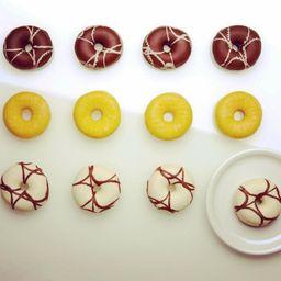 3 Minidonuts Variedades