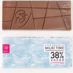 Milky Time 38% Cacao