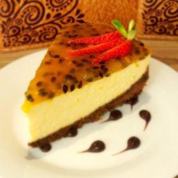 Chesse Cake de Maracuyá