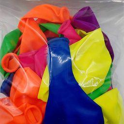 Globos Colores 10 Unidades