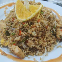 Arroz Chaufa Pollo