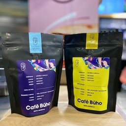 Café Búho Molido 250 gr