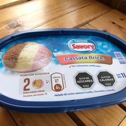 Cassata Tres Sabores