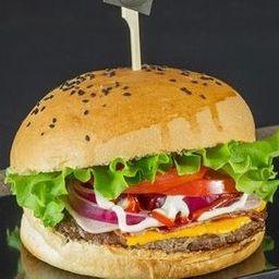 Hamburguesa D'lirio Carne