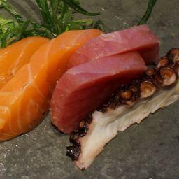 Sashimi Mixto 12
