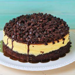 Cheesecake Brownie & Choco Manjar