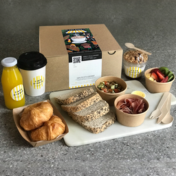 Caja Desayuno Mediterráneo