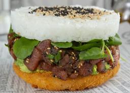 Sushi-Burger Tuna