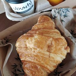 Promo Croissant y Latte