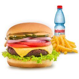 Mix Not Classic Burger (0% Carne)