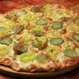 Pizza What a Pickle