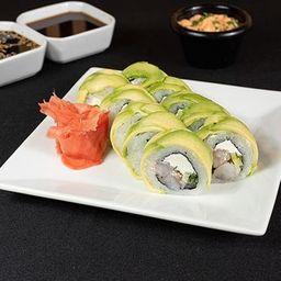 Roll Avocado Ebi.