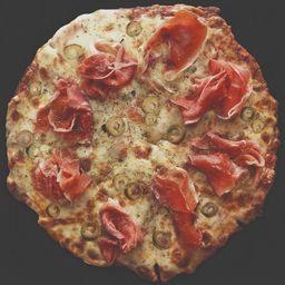 Pizza Toscana, Lista para Hornear