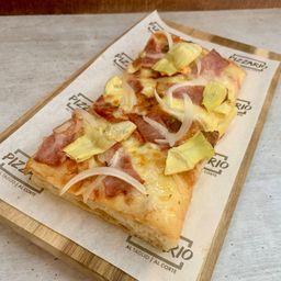 Pizza Rossa Panceta