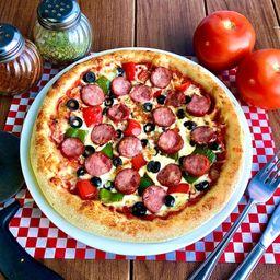 Pizza Española Personal (26 cm)