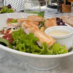 Salade Cesar Poulet Ou Crevettes