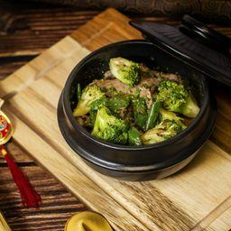 Beef y Brócoli