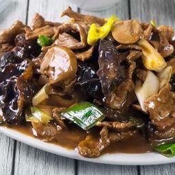 Carne a la China