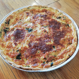 Quiche Familiar