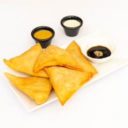 Empanaditas de Camarón