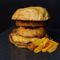 Combo Bbq Burger