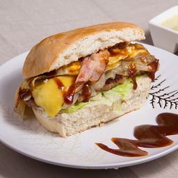 Sándwich Gourmet Manhatan