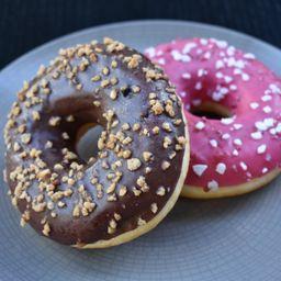 Donuts Rellenas