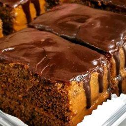 Pastel de Brownie
