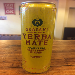 Yerba Mate Sparkling