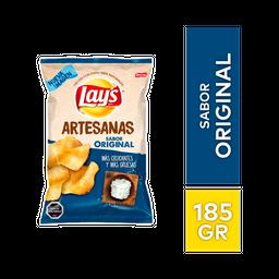 Papas Lay´s Artesanas Original 185gr