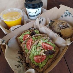 Desayuno Vegano