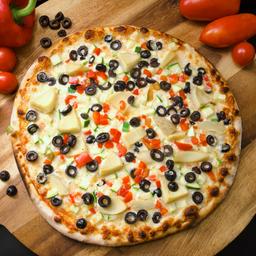 Pizza Veggie Vegana Familiar