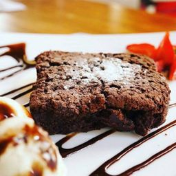Brownie Salsa de Chocolate