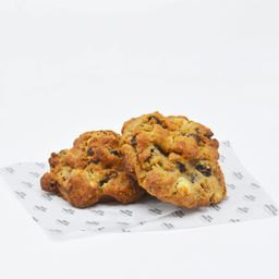 Cookie White Choco Cranberry Oatmeal