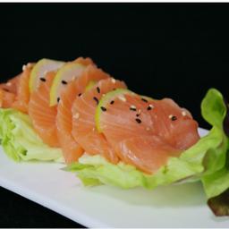Sashimi de Salmon