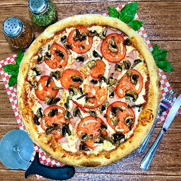 Arma Tu Pizza Familiar (38cm)