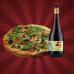 Pizza a Taste Of Honey + Kross K5 750cc