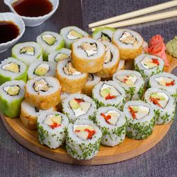 Promo Sushi 2 - 3 Rolls a Elección