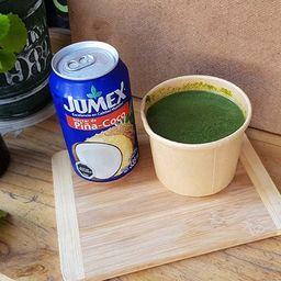 Sopa + Jugo O Agua