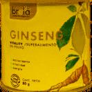 Ginseng en Polvo Vitality 80 Grs
