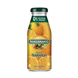 Jugo Naranja Sin Azúcar Añadida 250ml
