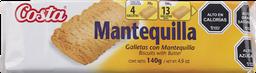 Galleta Costa Mantequilla 140 g