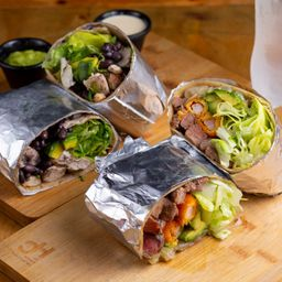 Combo 4 - 2 Burritos