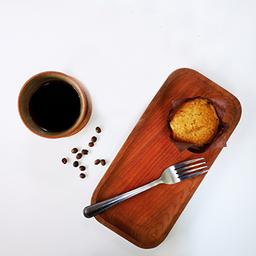 Espresso y Muffin